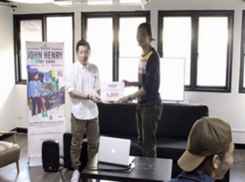 โครงการ John henry Story awards