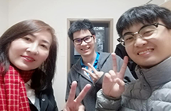 We are glad to hear that Nat n Mike from SISA like a study life here at Chengdhu.