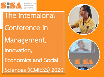 The International Conference in Management, Innovation, Economics and Social Sciences (ICMIESS) 2020