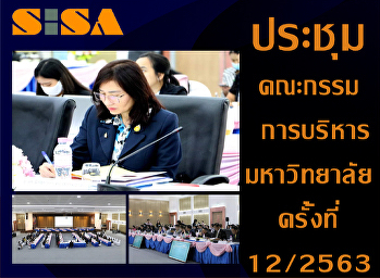 Dean of the College of Motion Picture Arts Attended the meeting of the university administration committee